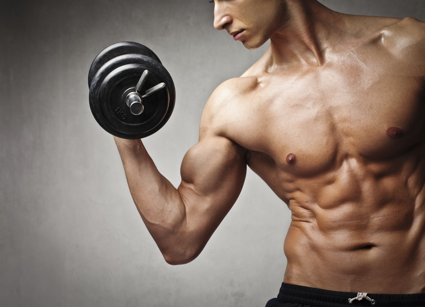 musculation dessiner son corps