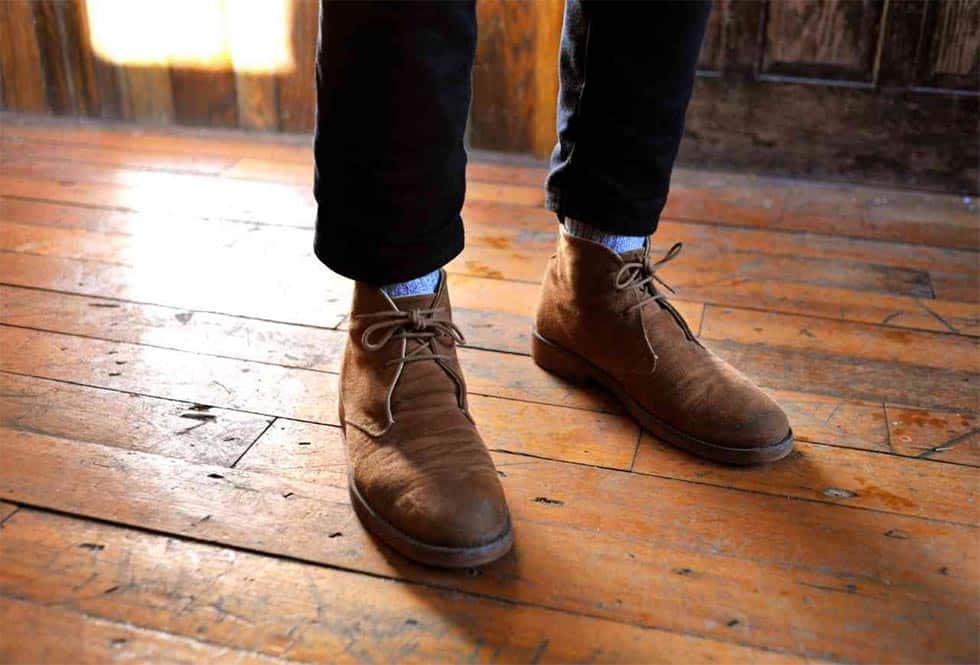 Exceptionnel Bottines et boots pour homme : le guide YK54