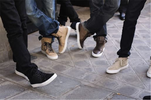 chaussure nike homme avec jeans